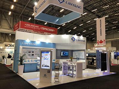 Linyang Energy Exhibited at 2019 Africa Utility Week