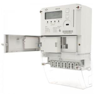 Smart Keypad base Three Phase Prepaid Meter LY-SM350