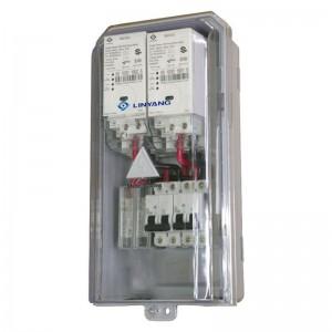 Good Wholesale Vendors Solar Smart PV Cloud Platform - Din Rail Meter Box – linyang