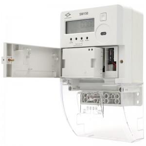 Smart Keypad Single Phase Prepaid Meter LY-SM150